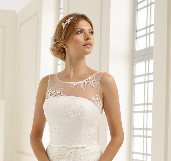 Bruidsjurk Adria van Bianco Evento.